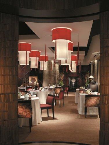 مطاعم فندق شانغريلا أبوظبي