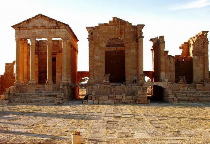 معبد سبيطلة