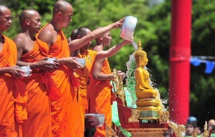 مهرجان بوذا الصيني