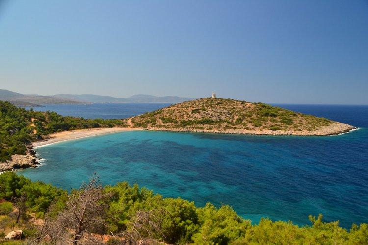 جزيرة خيوس باليونان