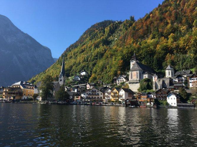 بحيرة هاليستات في النمسا