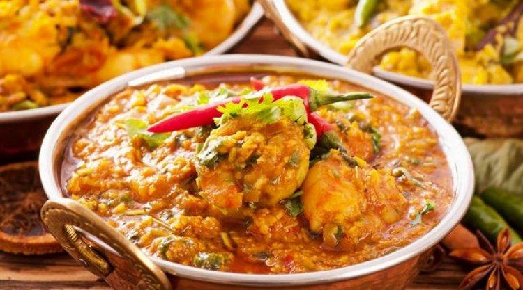 أشهر الأكلات الهندية