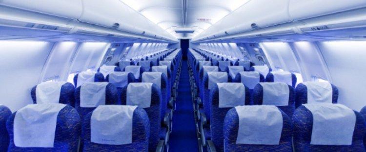 المقاعد الأكثر خطورة علي الطائرة