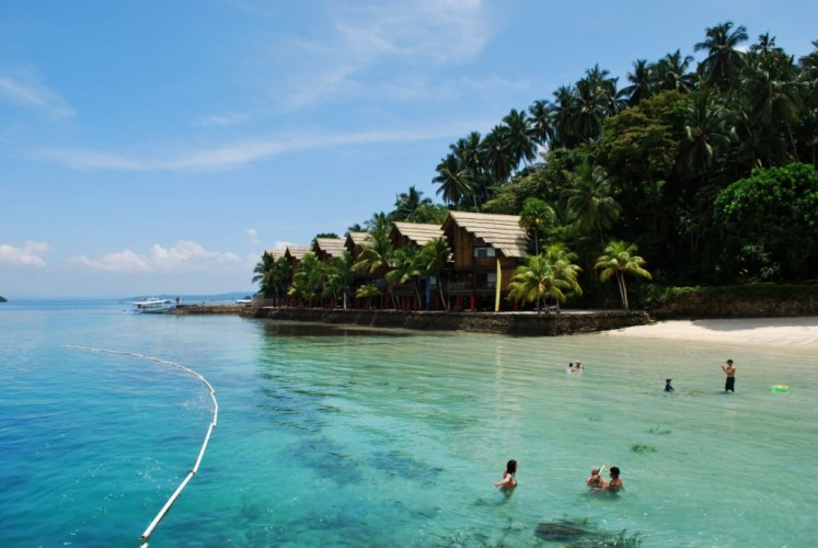 السياحة في جزيرة كاميجوين
