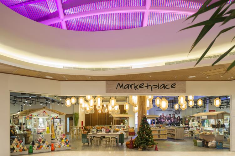 المتاجر في مركز سيمينياك فيلاج