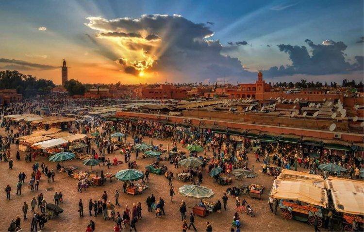 المغرب الجميلة