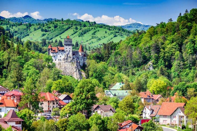 المناظر الطبيعية في رومانيا