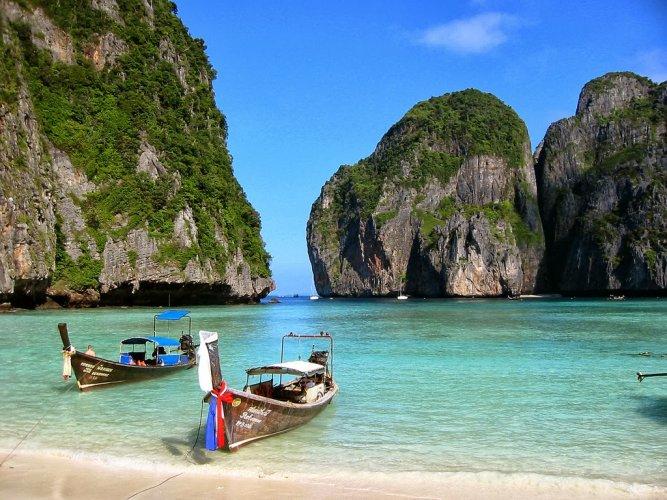 جزيرة بوكيت في تايلاند