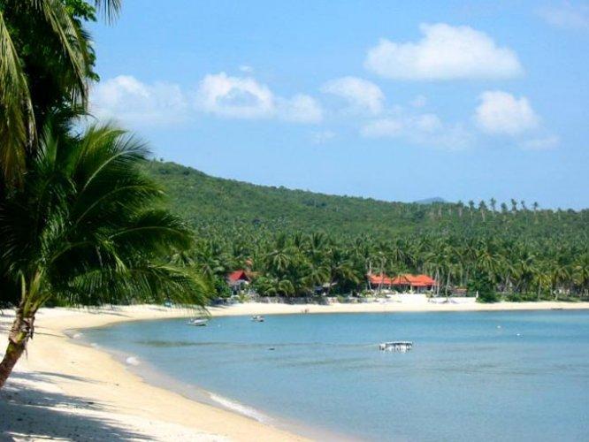 جزيرة ساموي في تايلاند