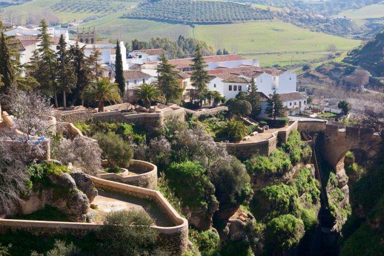 مدينة روندا في إسبانيا