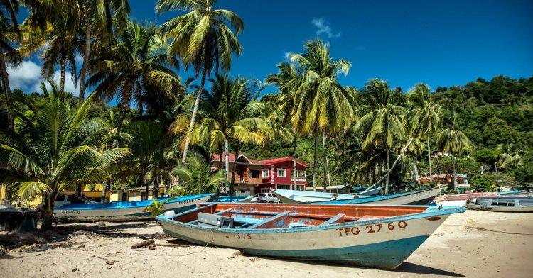 شواطئ ترينيداد في ترينيداد كوبا