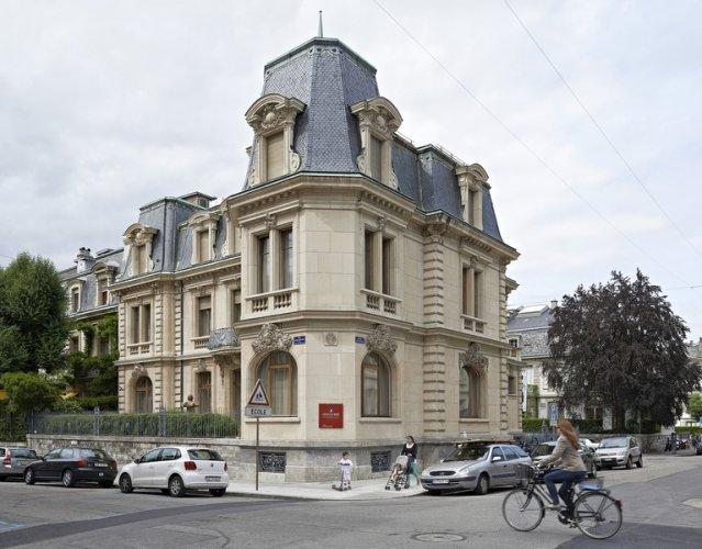 متحف فنون الشرق القصي في جنيف سويسرا