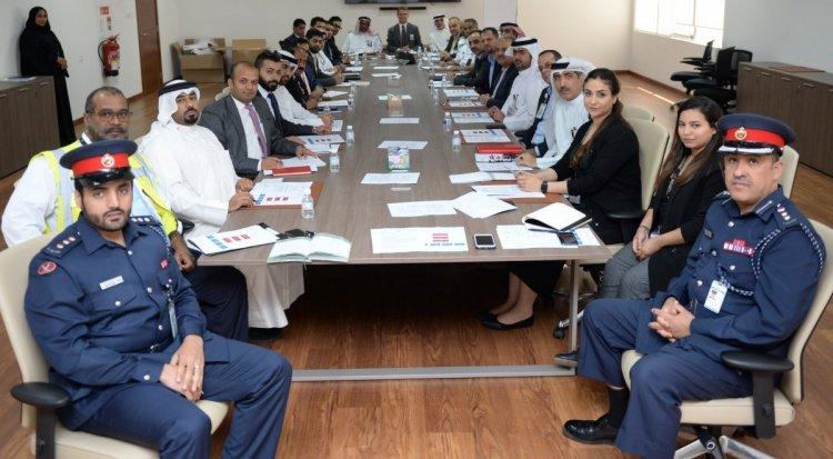 إعدادات فورمولا 1 البحرين