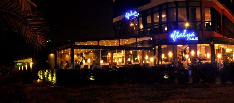 مطعم ايفتاليا في اسطنبول