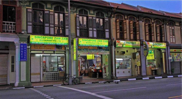 مطعم زمزم سنغافورة في سنغافورة