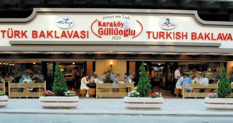 مطعم كاروكوي في اسطنبول