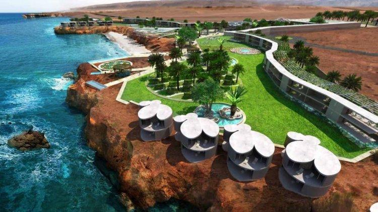منتجعات سياحية في سلطنة عمان