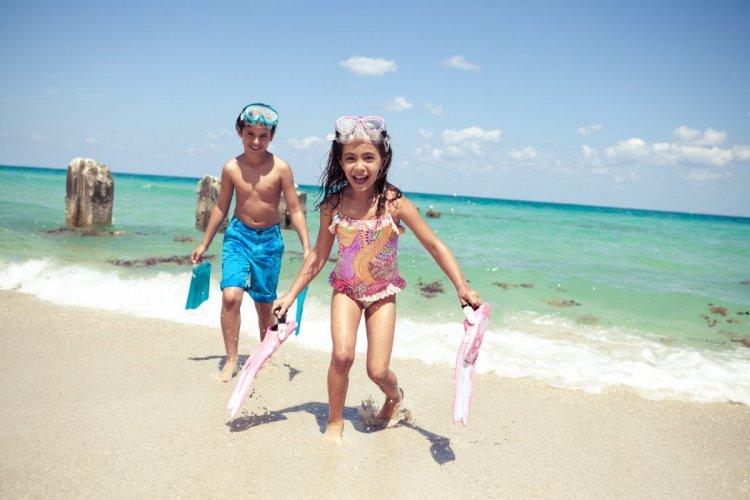 Kids club - Snorkeling