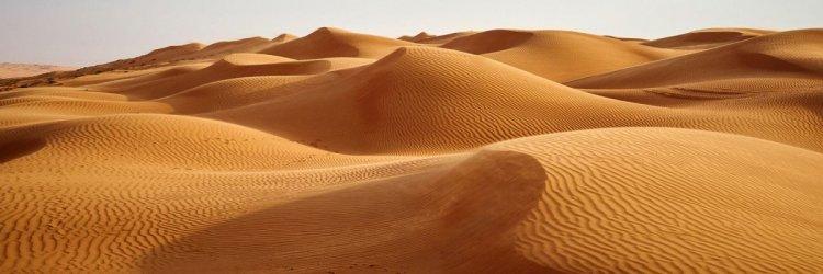 رمال وهيبة في سلطنة عمان