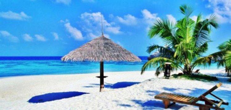 احد شواطئ جزيرة بالي