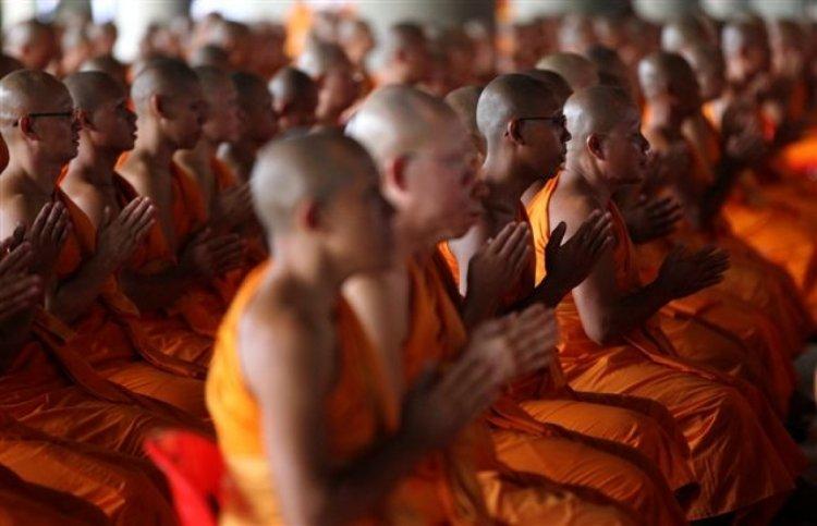 منزلة الرهبان في تايلند