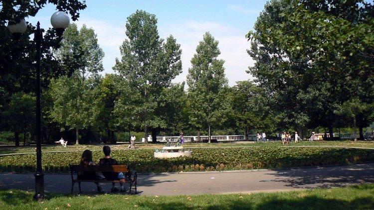 حديقة بوريسوفا جرادينا