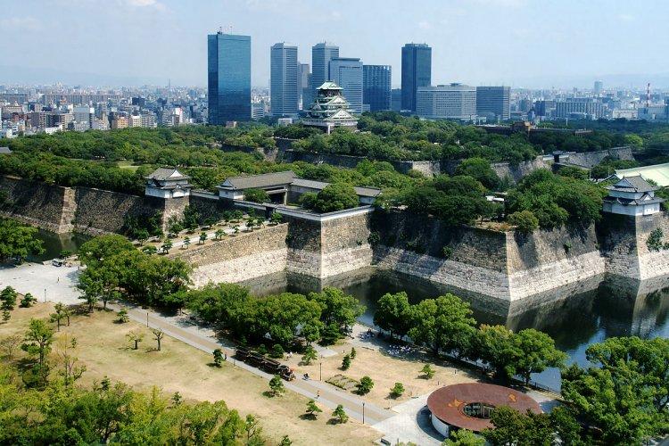 حديقة قلعة أوساكا