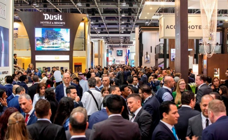 سوق السفر العربي دبي