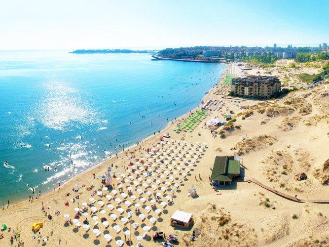 أحد شواطئ بلغاريا