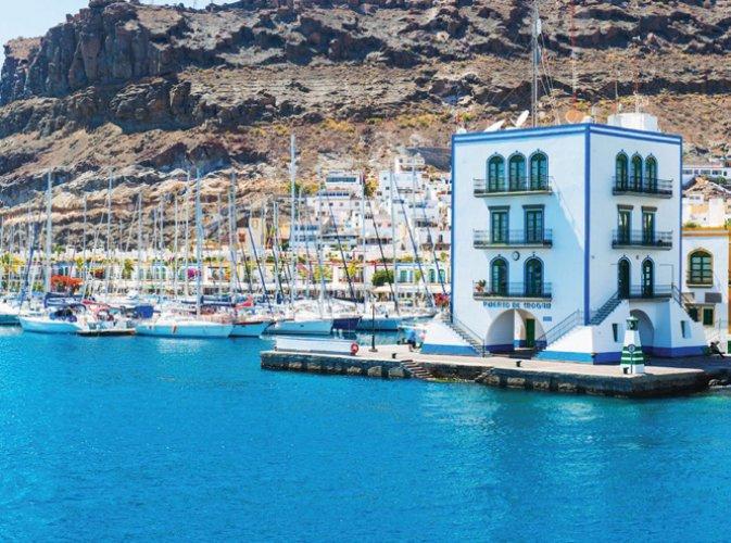 جزيرة غران كاناريا إسبانيا