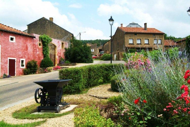 قرية تورني في بلجيكا