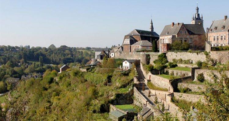 قرية واترلو في بلجيكا