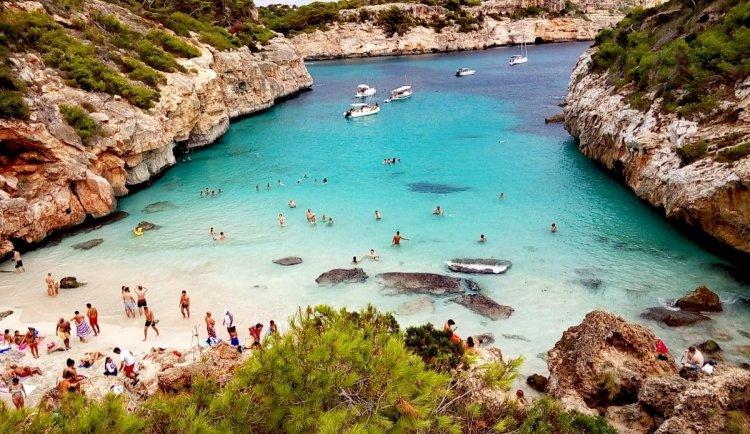 جزيرة مايوركا إسبانيا