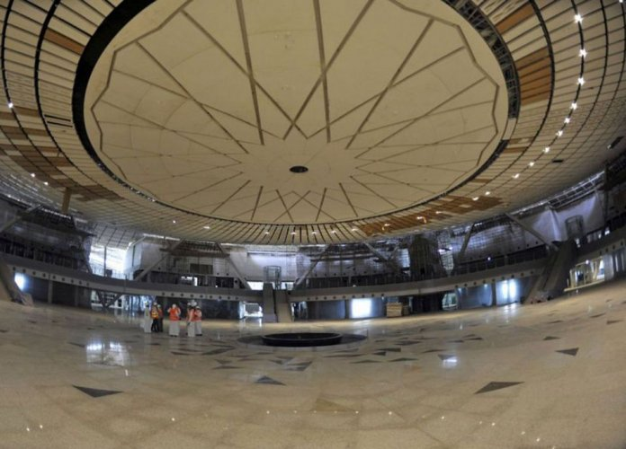 صالة مطار عبد العزيز الدولي الجديد