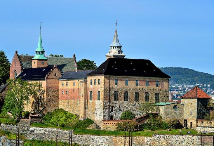 حصن أكرشوس في أوسلو