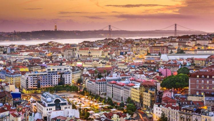 لشبونة عاصمة البرتغال