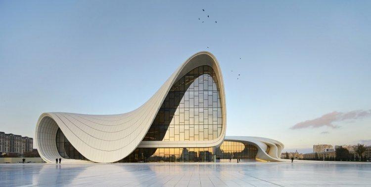 مركز حيدر علييف في أذربيجان