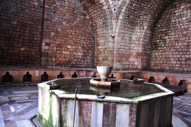 الحمام الجديد في شمال لبنان