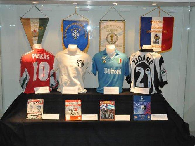 المتحف الاسكتلندي لكرة القدم