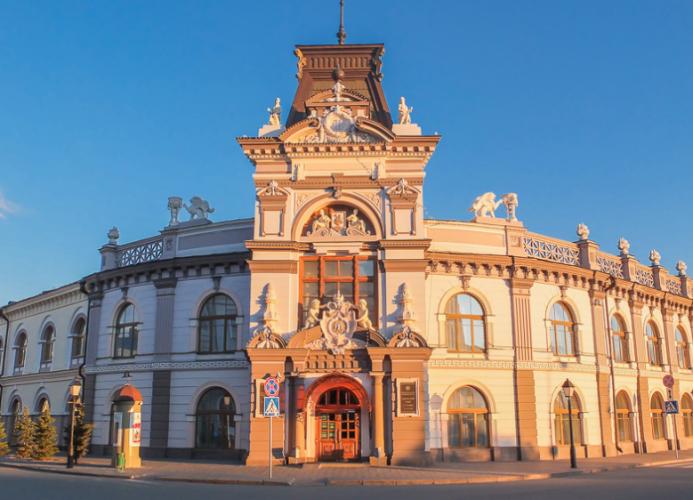 المتحف الوطني لجمهورية تتارستان