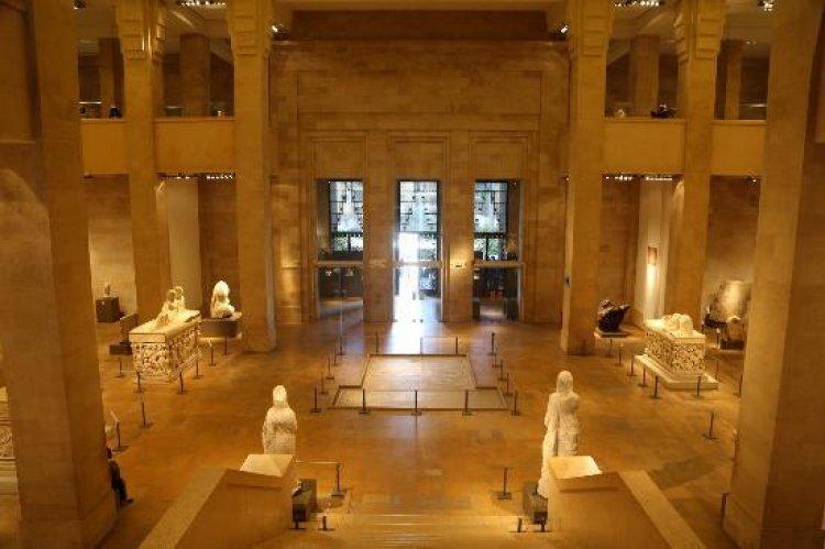 المتحف الوطني ببيروت
