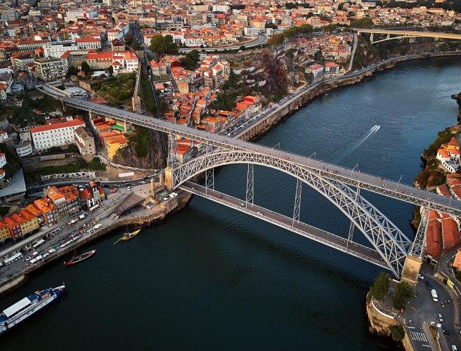 مدينة بورتو في البرتغال