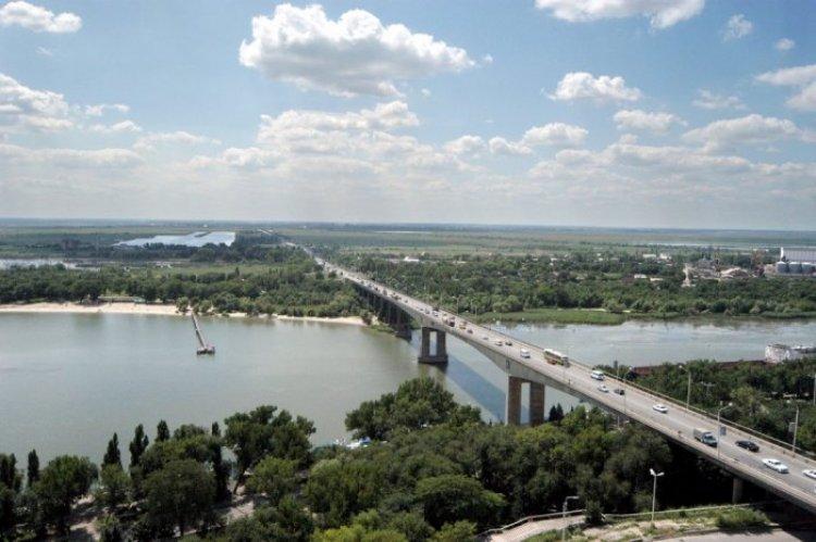 جسور نهر الدون في روستوف
