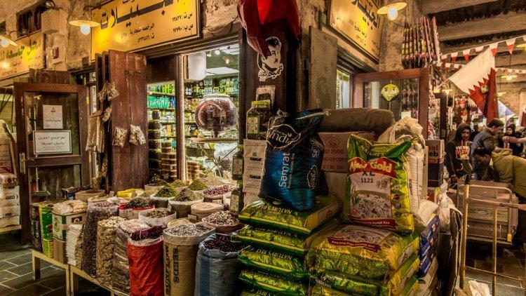سوق واقف في قطر