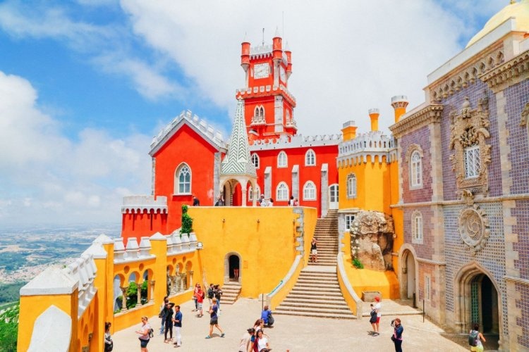مدينة سينترا البرتغالية