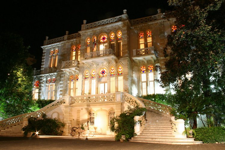 قصر سرقس في بيروت