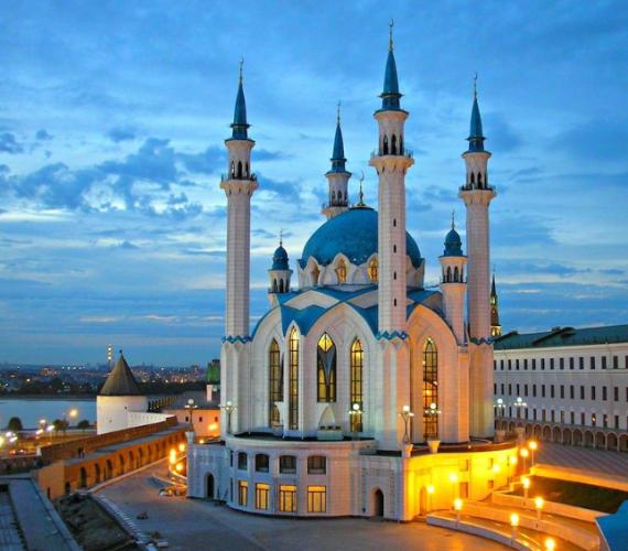 مسجد كول الشريف