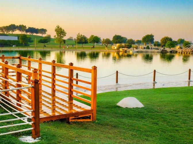 منتزه أسباير في قطر