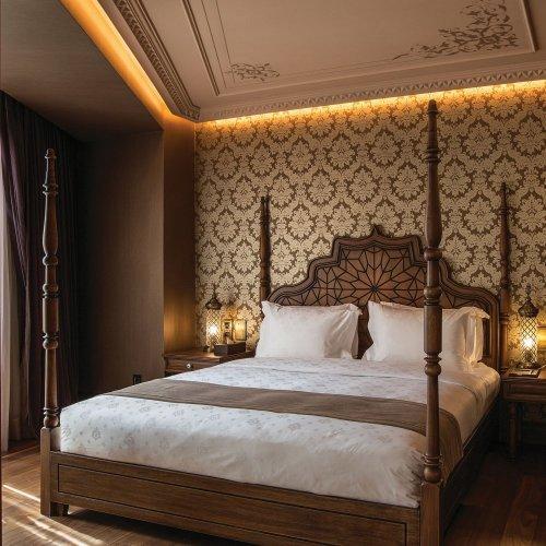 غرفة فندق عجوة سلطان أحمد