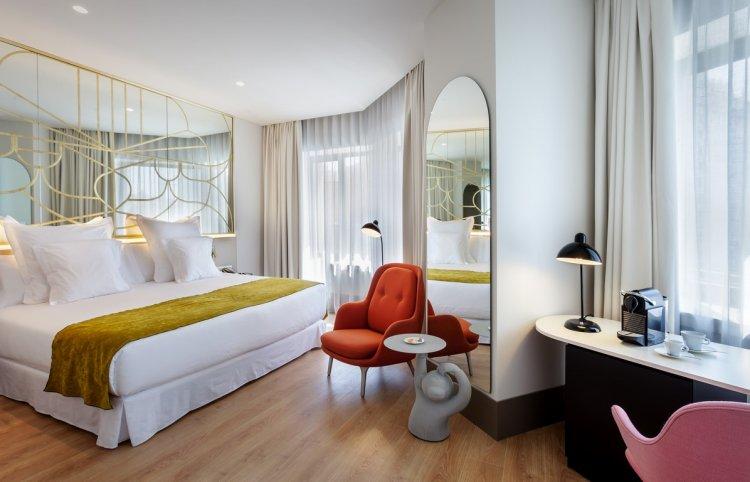 غرف فندق بارسيلو توري مدريد